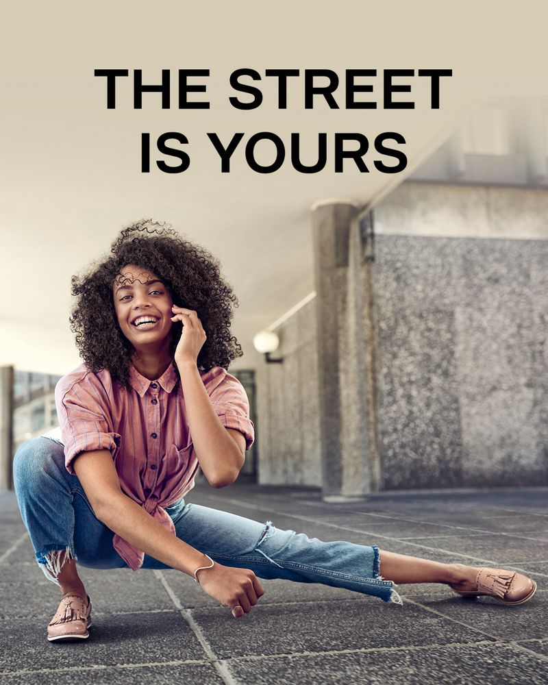 Colectia The Street is Yours