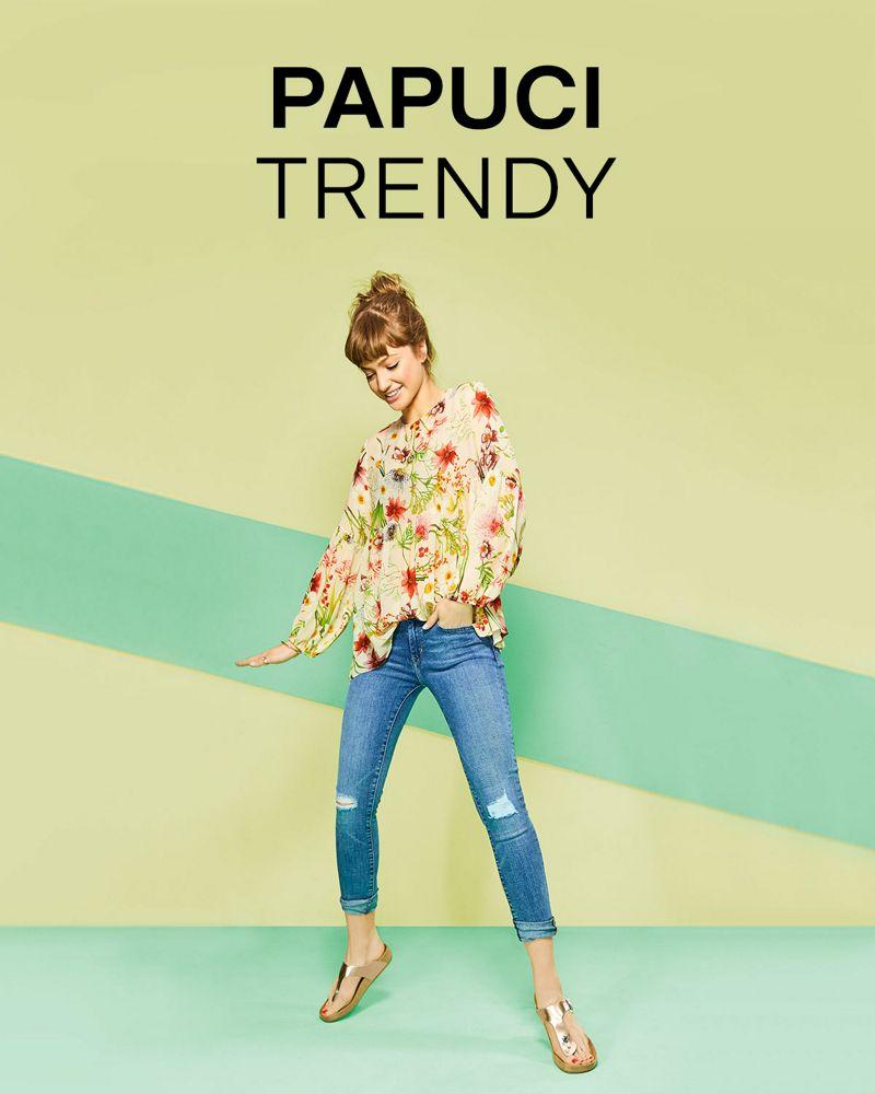 Papuci Trendy