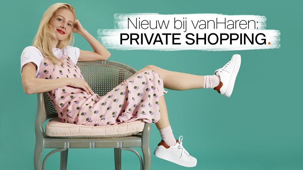 Private Shopping bij vanHaren