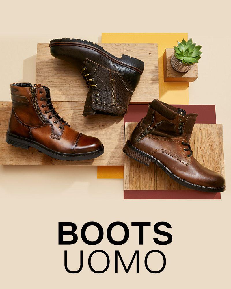 boots uomo
