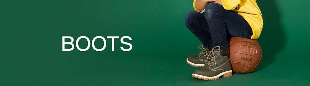 Boots Jongens vanHaren
