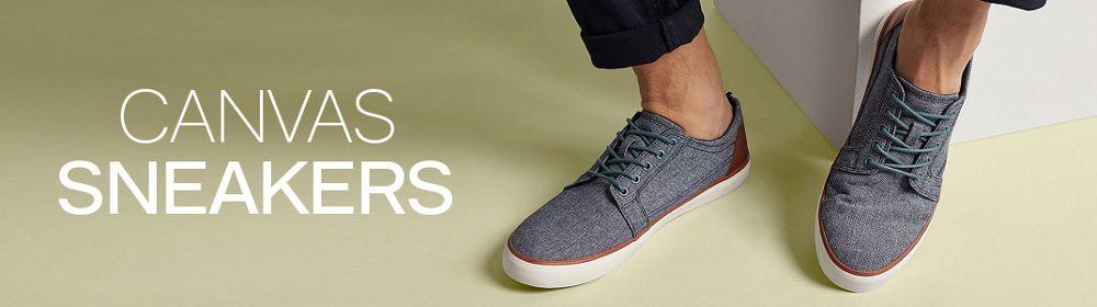Canvas sneakers Heren vanHaren
