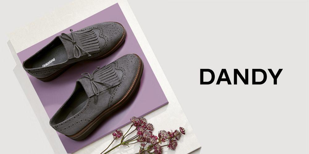 Pantofi tip Dandy