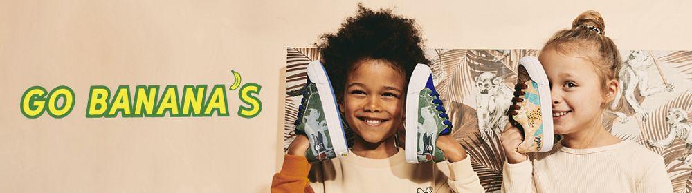 Go Banana's schoenen vanHaren