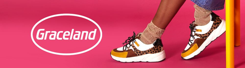 Graceland schoenen vanHaren