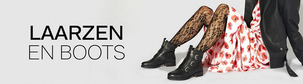 Laarzen en Boots Dames vanHaren
