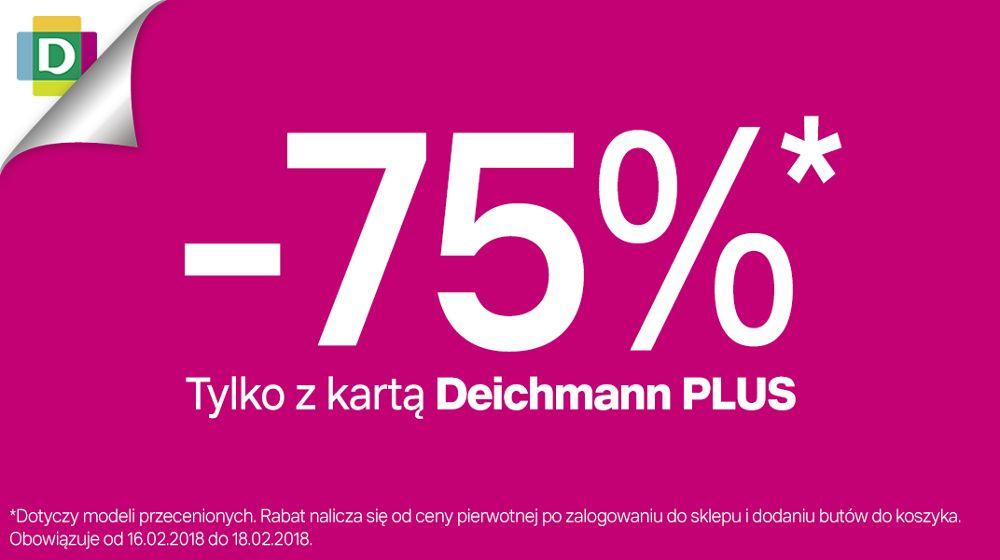 Rabat 75%