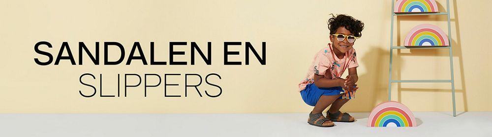 Sandalen en Slippers Jongens vanHaren