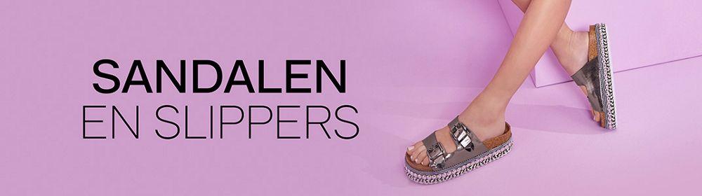 Sandalen en slippers voor Dames bij vanHaren