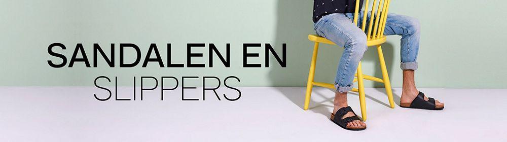 Sandalen en Slippers Heren vanHaren
