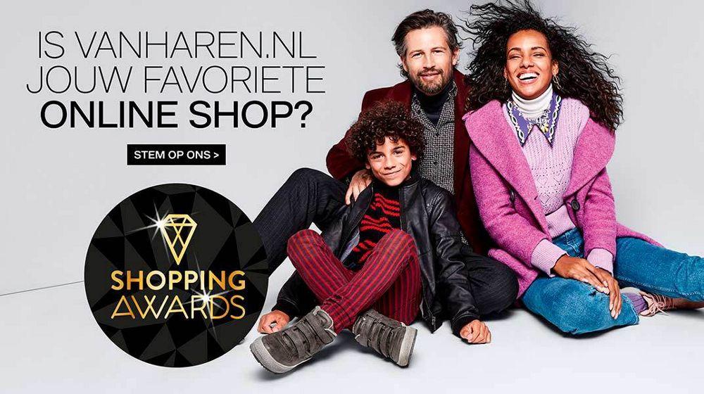 Shopping Awards 2019 vanHaren