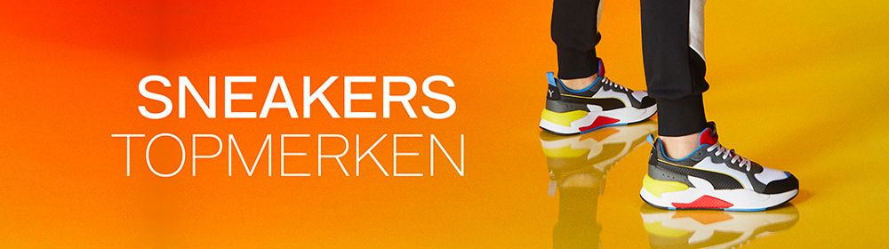 Sneakers Topmerken vanHaren