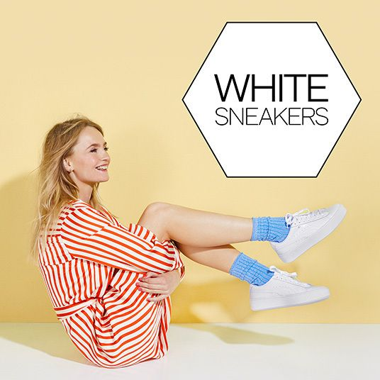 White Sneakers vanHaren