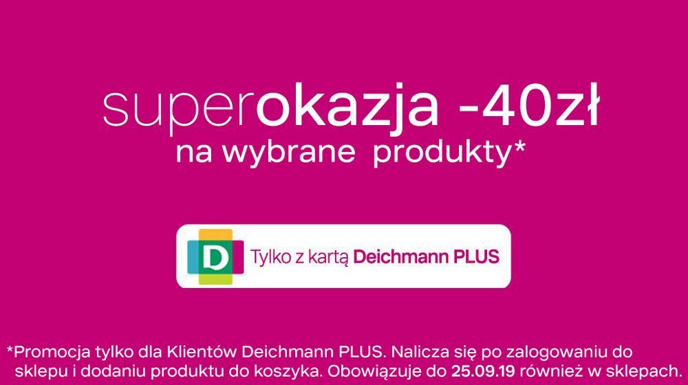 superokazja -40 zł