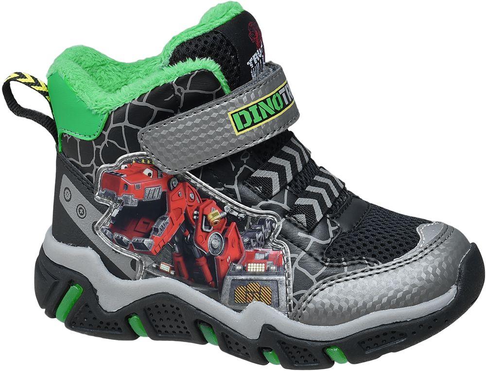 Dinotrux Gri Yeşil Bot