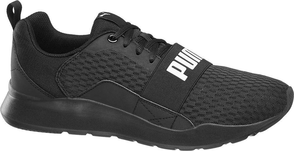 promo code d56ac ff285 Herren Puma Fitnessschuh WIRED schwarz