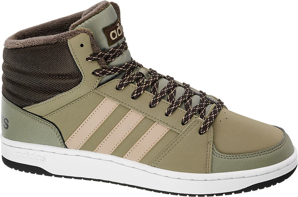 adidas neo label - Kotníkové tenisky Hoops Mid