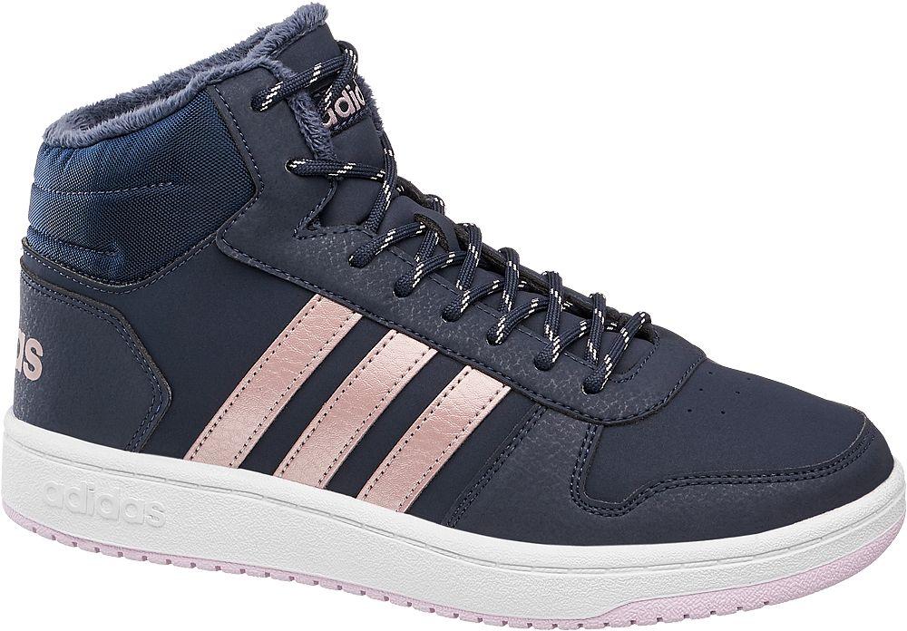 sneakersy adidas Hoops Mid 2.0