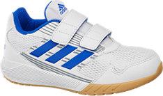 huge sale bc9e8 57930 Kinder adidas adidas Hallenschuh Alfa Run CF K weiß