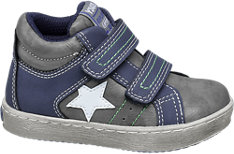 Bobbi-Shoes Lauflerner grau