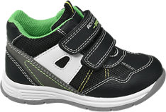 Bobbi-Shoes Lauflerner schwarz