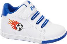 Bobbi-Shoes Lauflerner weiß