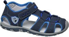 AGAXY Sandale blau