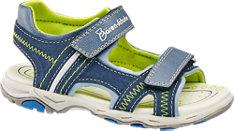 Bärenschuhe Sandale blau