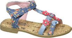 Cupcake Couture Sandale blau
