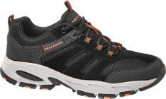Skechers Trekking Schuh schwarz