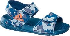 adidas Wasser Sandale CF ADILETTE grau