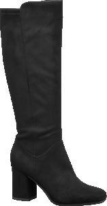 Graceland. Fekete hosszúszárú csizma b0d73df368