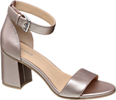 Graceland. Rose gold bokapántos szandál. 6 990 Ft 45b1232f38