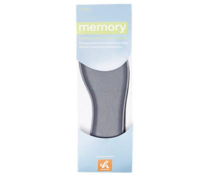 Memory foam zool (maat 45/46)
