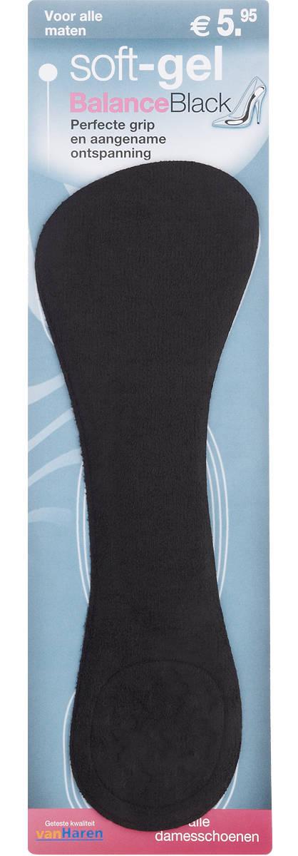 Soft-gel Balance Black