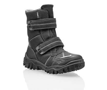 Superfit  Superfit Husky 2 GoreTex calzature per la neve bambino nero