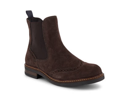 Varese Varese chelsea boot donna taupe