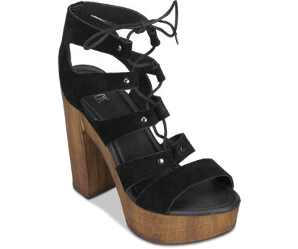 Oxmox Lace Up-Sandalette