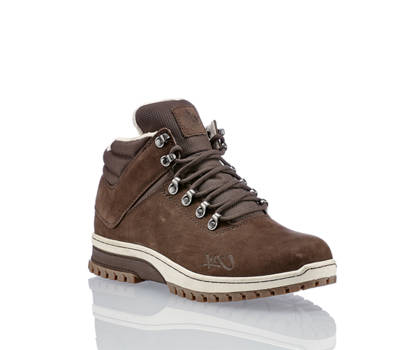 Park Authority Park Authority Territory boot da allacciare uomo marrone