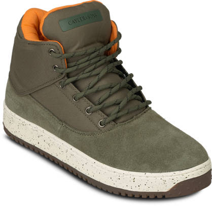 Cayler and Sons Mid-Cut Sneaker - SHUTDOWN