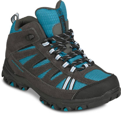 columbia Schnürschuh - YOUTH PISGAH PEAK MID