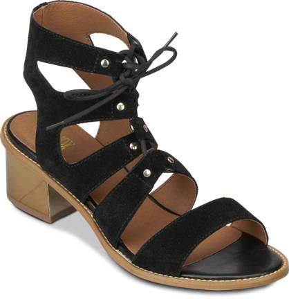 Oxmox Lace Up-Sandalette