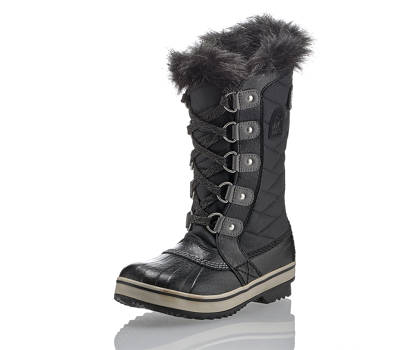 Sorel Sorel Youth Tofino II calzature per la neve bambina nero