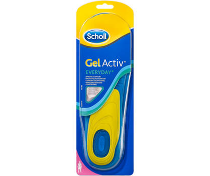 Scholl Scholl Sohle Gel Activ Everyday Damen