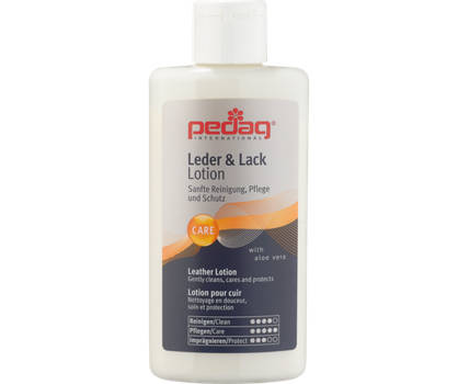 Pedag Pedag Leder & Lack Lotion 125 ml