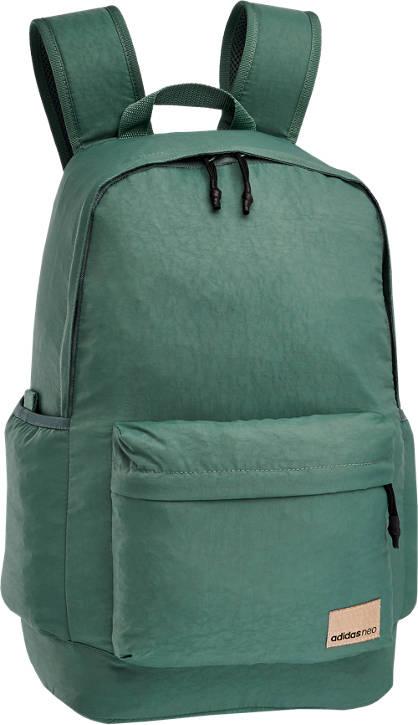 Adidas Groene rugzak laptopvak