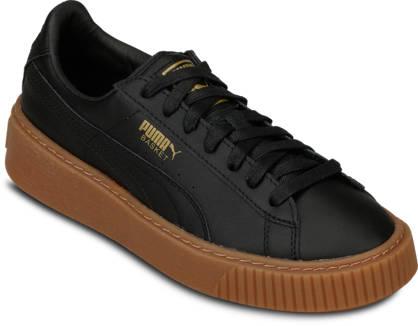Puma Sneaker - BASKET PLATFORM CORE WNS