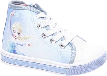 Frozen Blauwe sneaker Led