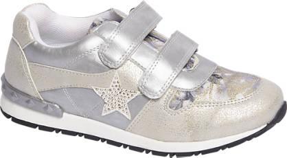 Graceland Grijze sneaker studs