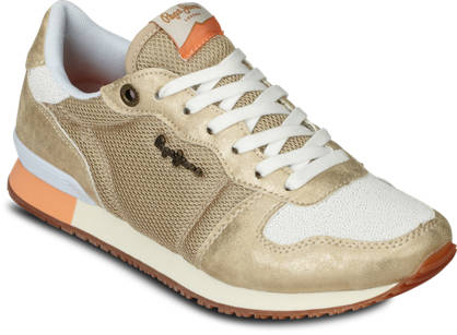 Pepe Jeans Sneaker - GABLE GOLD